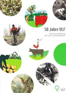 Einband Broschüre zum 50 jährigen Bestehen des VLF