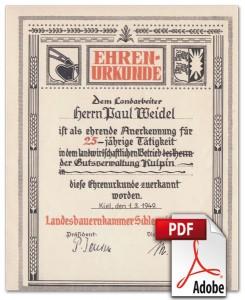 Ehrenurkunde-der-Landesbauernkammer-Schleswig-Holstein